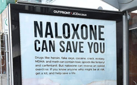 Naloxone is a party essential