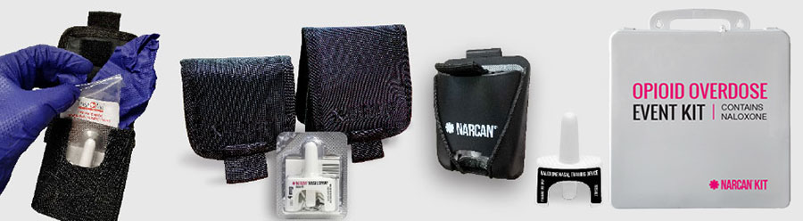 Narcan Kit full product line